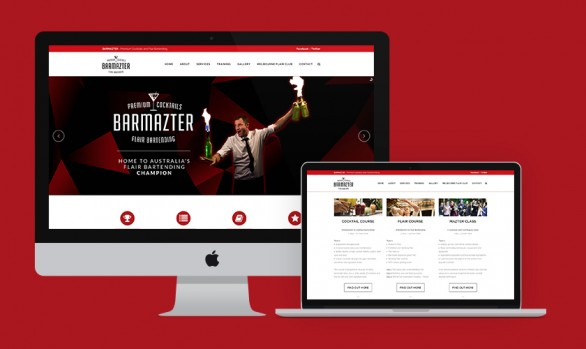 Barmazter Website
