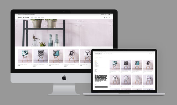 Hunt & Home Website