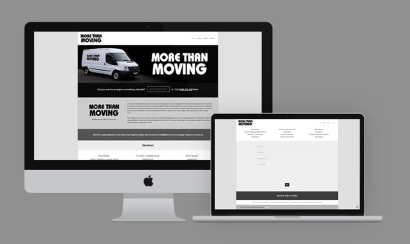 More than Moving Website
